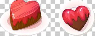 Heart Chocolate Euclidean PNG
