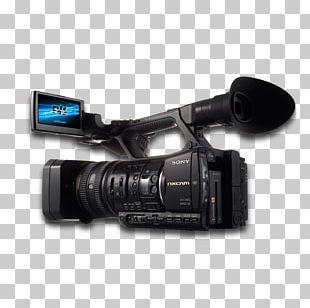 Camera Lens Samsung NX5 Sony NEX-5 Video Cameras Sony NXCAM HXR-NX5R PNG