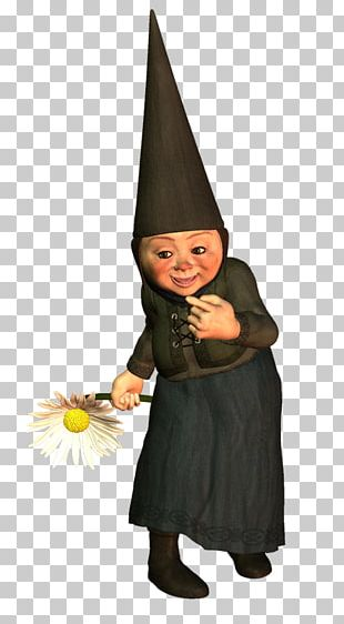 Garden Gnome Costume PNG