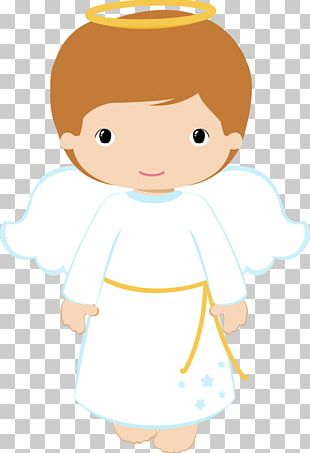 Baptism Angel First Communion Drawing PNG