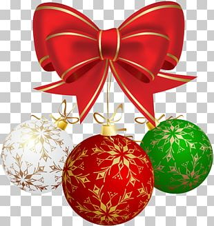Christmas Ornament New Year PNG