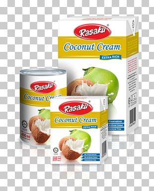Coconut Milk Coconut Water Cream Rendang PNG