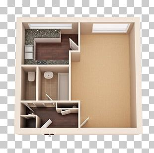 Window 3D Floor Plan House PNG