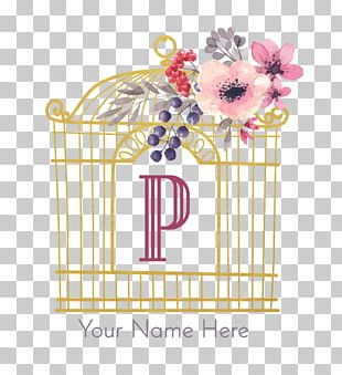 Portable Network Graphics Design 水彩設計素材 Watercolor Painting PNG