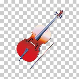 Violin Family Musical Instrument PNG