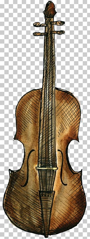 Bass Violin Musical Instrument Cello Luthier PNG