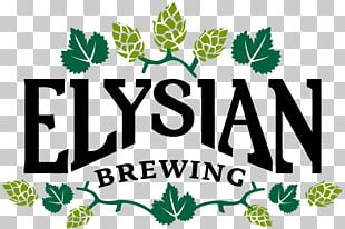 Beer India Pale Ale Elysian Brewing Company Stout Logo PNG