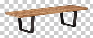 Table Bench Chair Furniture Wood PNG
