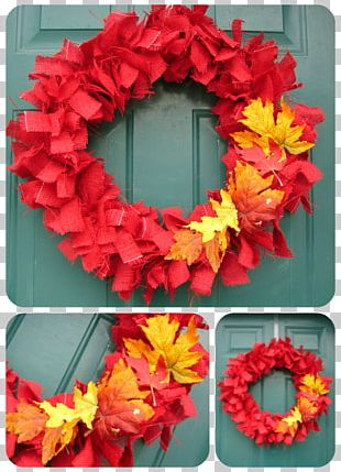 Wreath Floral Design Cut Flowers PNG