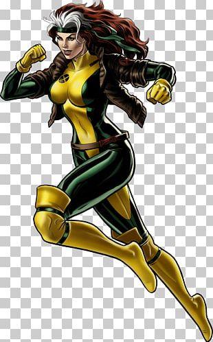 Marvel: Avengers Alliance Rogue Jean Grey Carol Danvers Marvel Cinematic Universe PNG
