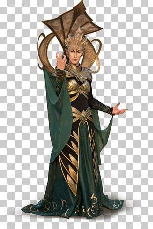 Robe Costume Design Legendary Creature PNG
