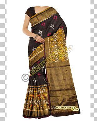 Bhoodan Pochampally Pochampally Saree Sari Handloom Saree Silk PNG
