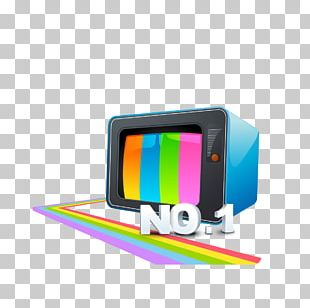 Graphic Design Color Television PNG