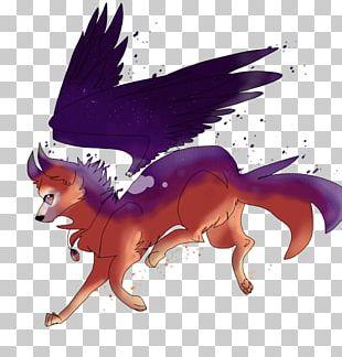Canidae Cartoon Dog Illustration Legendary Creature PNG