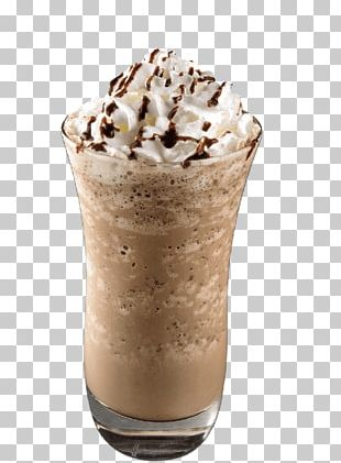 Chocolate Ice Cream Frappé Coffee Milkshake Caffè Mocha Iced Coffee PNG