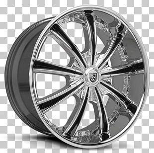 Rim Car Alloy Wheel Silver PNG