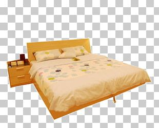 Bed Frame Table Bed Sheet Tatami PNG