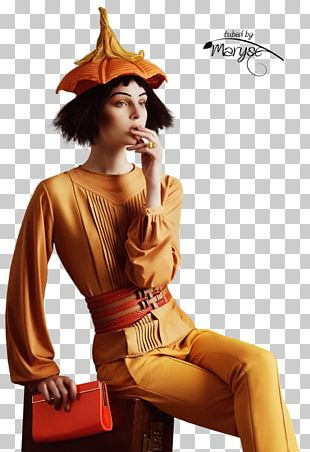 Fashion Model Halloween Film Series PSP 0 PNG