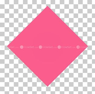 Paper Origami Triangle Square PNG