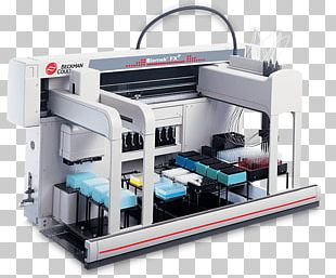 Liquid Handling Robot Pipette Laboratory Automation PNG