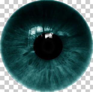 Human Eye Iris Contact Lenses PNG