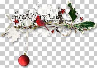 Christmas Ornament Digital Scrapbooking Christmas Decoration PNG