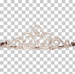 Headpiece Tiara Crown Gemstone PNG