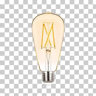 Incandescent Light Bulb Light-emitting Diode LED Lamp Multifaceted Reflector PNG