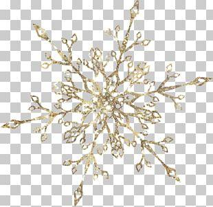 Snowflake Christmas Winter PNG