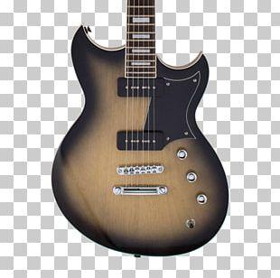 Electric Guitar Bass Guitar Reverend Musical Instruments Violin PNG