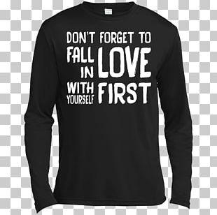 Long-sleeved T-shirt Hoodie PNG