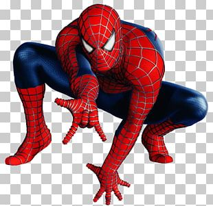 Spider-Man Sticker Wall Decal Superhero PNG
