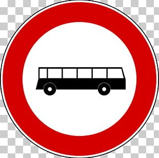 Bus Road Signs In Italy Traffic Sign Stop Sign PNG