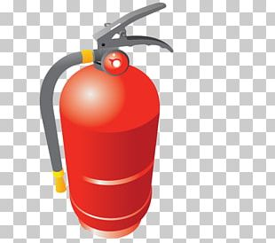 Fire Extinguisher Conflagration Red Firefighting PNG
