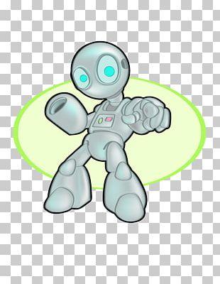 Robot Euclidean Illustration PNG