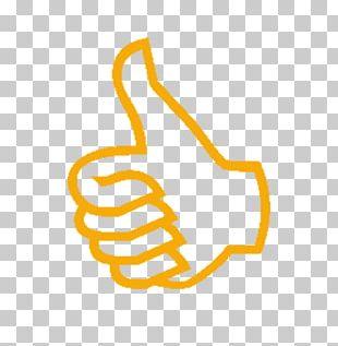 Thumb Signal Computer Icons Symbol Emoji PNG