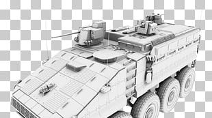 Churchill Tank Armored Car Scale Models PNG