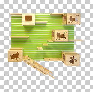 Feral Cat Wall Pet Furniture PNG