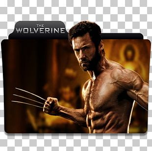 Hugh Jackman The Wolverine X-Men Film PNG