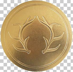 Medal Coin Bronze Circle M RV & Camping Resort PNG
