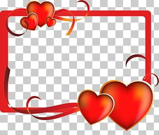 Valentine's Day Frames Cash Express Photography PNG