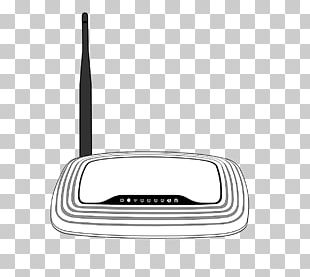 Wireless Router PNG Images, Wireless Router Clipart Free