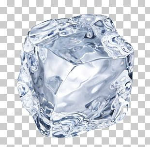 Ice Cube Light Water PNG