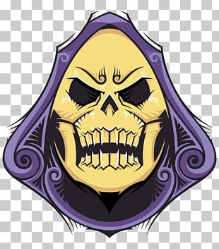 Skeletor He-Man Masters Of The Universe T-shirt PNG
