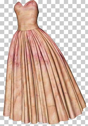 Cocktail Dress Scrubs Gown Bride PNG