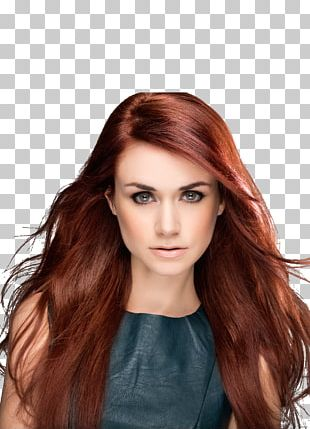 Human Hair Color Hairstyle Red Hair Beauty Parlour Brown Hair PNG