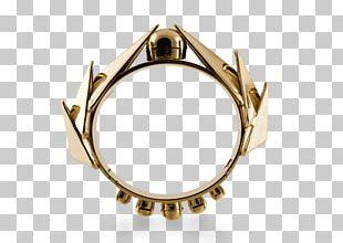01504 Body Jewellery Brass PNG