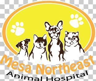 Cat Dog Breed Illustration PNG