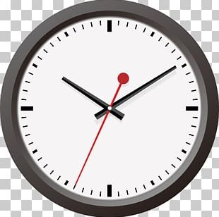 Clock Watch Design Material PNG