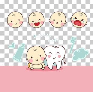 Human Tooth Dentistry Cartoon PNG